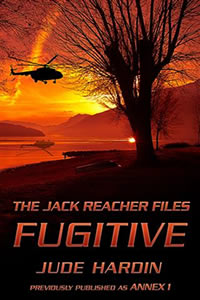 Fugitive by Jude Hardin